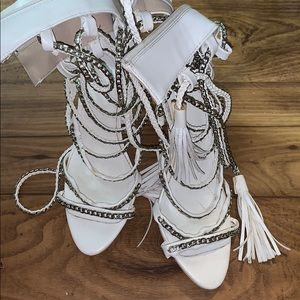 Shoes - Rope Sandals